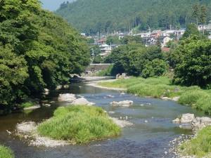 小和田橋周辺