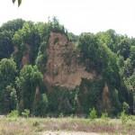 リバーサイドパーク・一の谷から見える六枚屏風岩(イメージ)